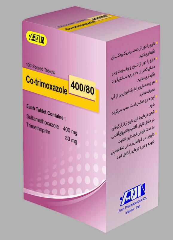 Co-trimoxazole Adult